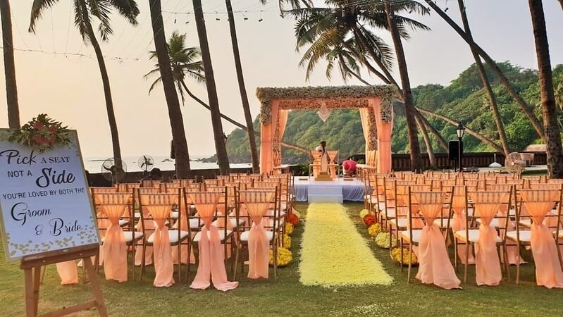 Hotel with wedding hall in Kanyakumari
