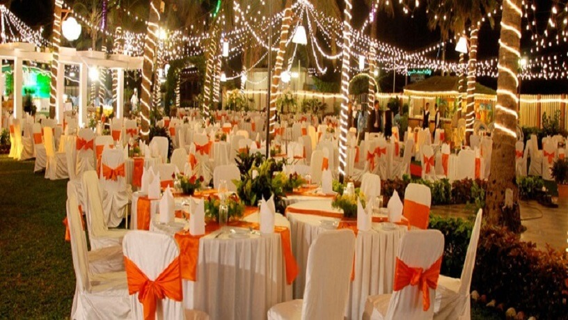 Wedding reception venues in Kanyakumari